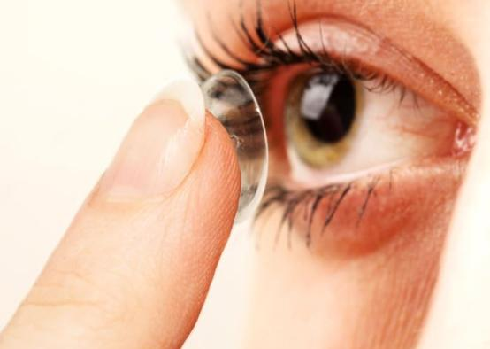 Kontaktlinsen in Minden
